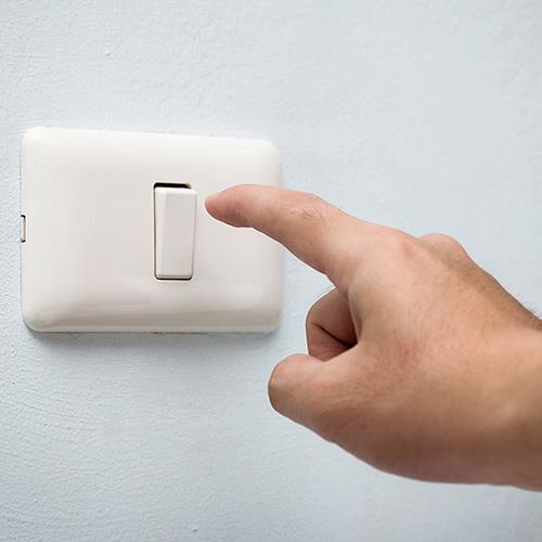 Switch to LED light lightings